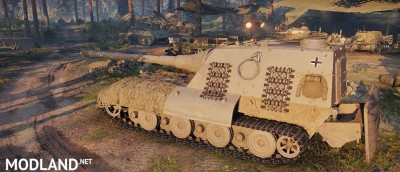 deh0mbre's Jagdpanzer E-100 1.2 [1.0.0.2], 2 photo